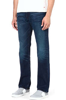 LEVI'S 504 regular-fit straight jeans