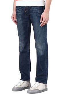 LEVI'S 504 regular straight jeans