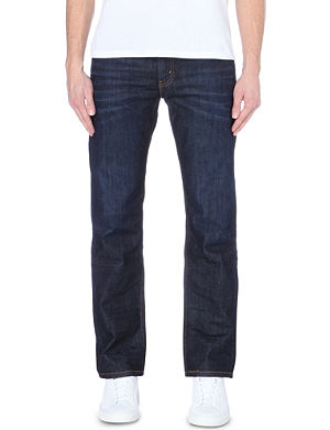LEVI'S 504 regular straight-fit jeans