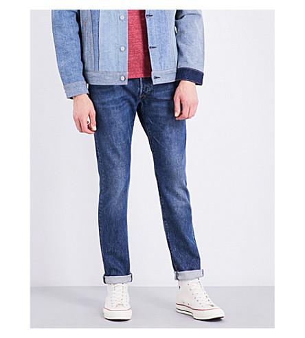 LEVI'S 501 slim-fit skinny jeans (Saint+mark