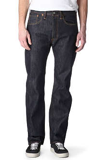 LEVI'S 501 No Noise regular-fit straight jeans