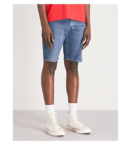 de ojos LEVI'S pantalones cortos cortos 501 mezclilla Bleu PtPHqxRBw