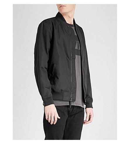 LEVI'S Lyon shell bomber jacket (Black