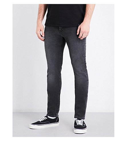 LEVIS MADE & CRAFTED Needle Narrow skinny mid-rise jeans (Sunday