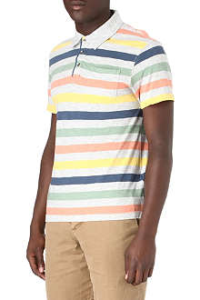 LEVI'S Striped polo shirt