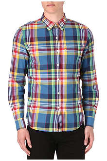 LEVI'S Classic plaid shirt