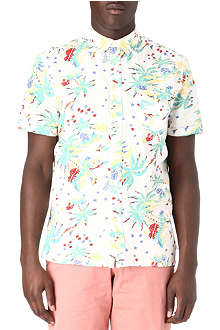 LEVI'S Bart Hawaiian short-sleeved shirt