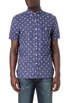 LEVI'S Cross-print shirt