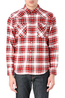 LEVI'S Standard checked shirt