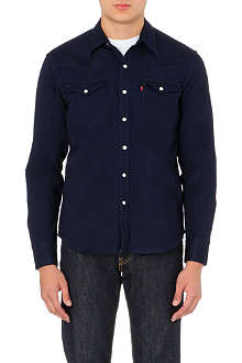 LEVI'S Standard-fit denim shirt