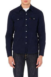 LEVI'S Standard-fit denim shirt