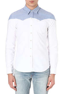 LEVI'S Dual colour western shirt