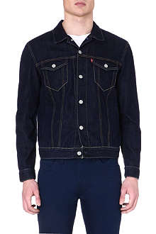 LEVIS VINTAGE One wash denim jacket