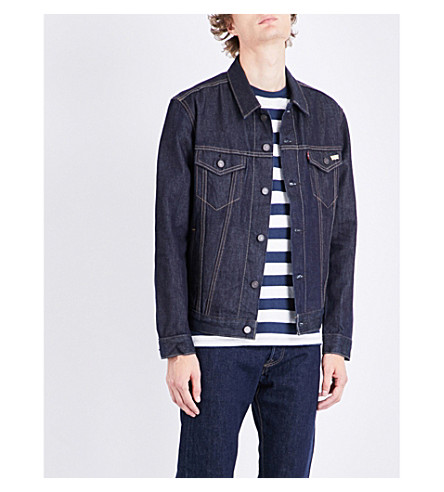 LEVI'S The Trucker denim jacket (50th+annv.