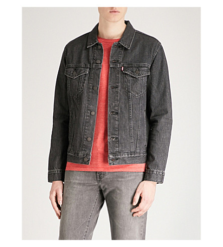 LEVI'S The Trucker denim jacket (Fegin
