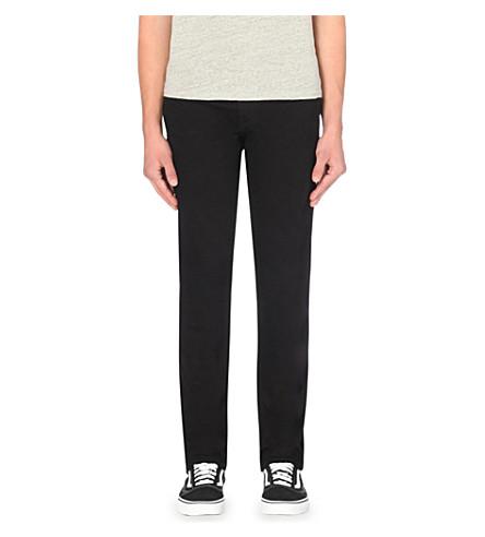 LEVI'S Line 8 511 slim-fit straight jeans (Black