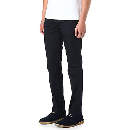 LEVI'S 511 Total Eclipse slim-fit tapered jeans (Charcoal