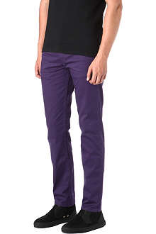 LEVI'S 511 Blackberry slim-fit tapered jeans