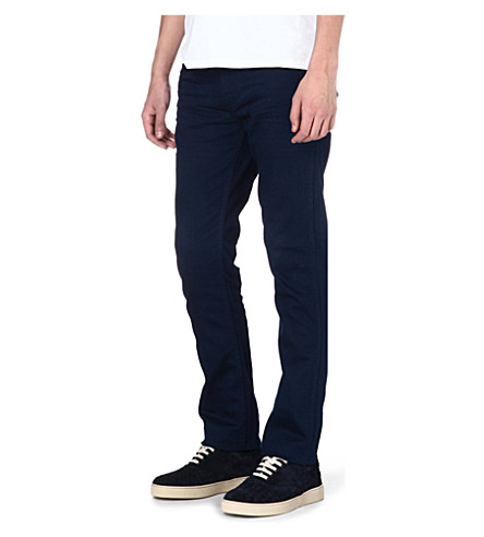 LEVI'S Line 8 511 slim-fit tapered jeans (Black