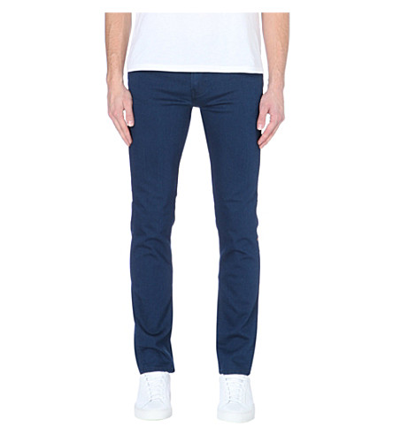 LEVI'S Line 8 511 slim-fit tapered jeans (Blue