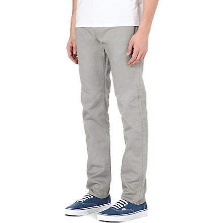 LEVI'S Line 8 508 regular-fit tapered jeans (Grey