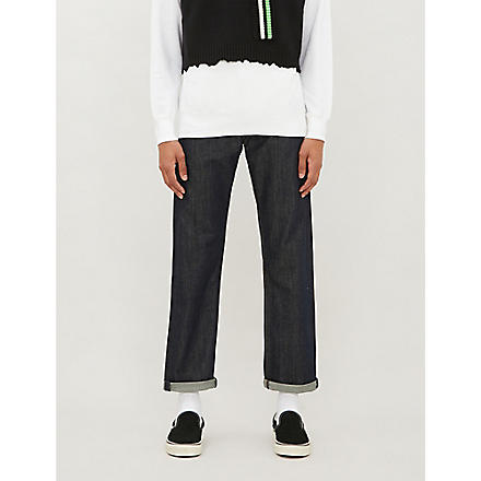 LEVI'S 501 Original regular-fit straight jeans (Marlon