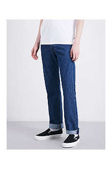 LEVI'S 501 Original regular-fit straight jeans
