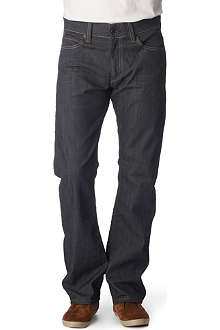 LEVI'S 506 regular-fit straight jeans