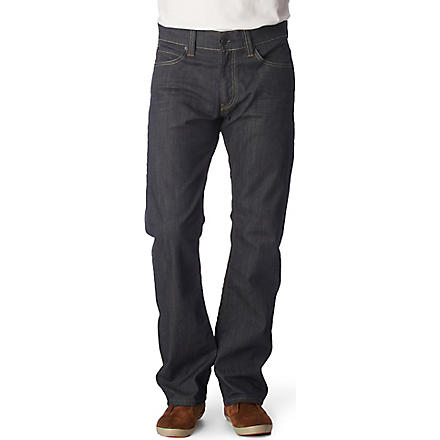 LEVI'S 506 regular-fit straight jeans (Indigo