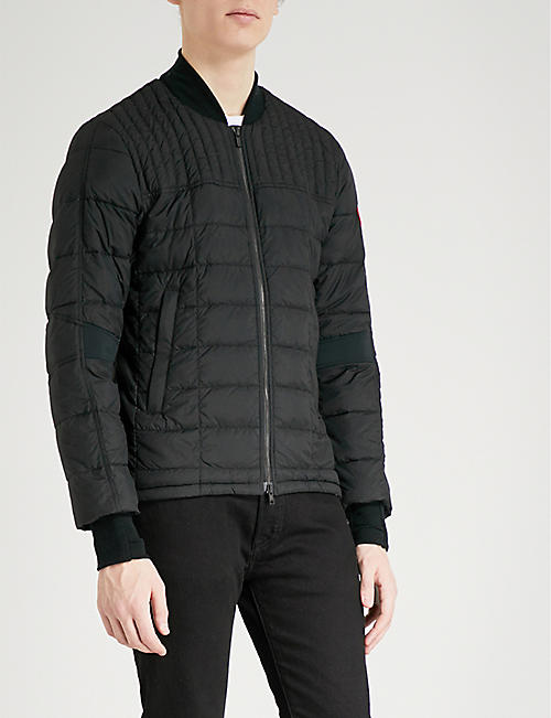 canada goose jacket asos