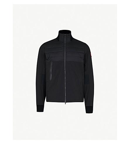 CANADA GOOSE Jericho shell-down bomber jacket (Black