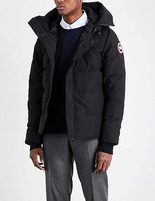 Designer Mens Coats & Jackets - Canada Goose & more | Selfridges