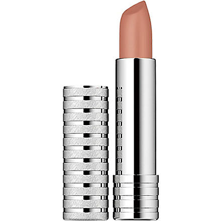 CLINIQUE Long Last lipstick (Suede