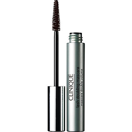 CLINIQUE Lash Doubling Mascara (Black/brown