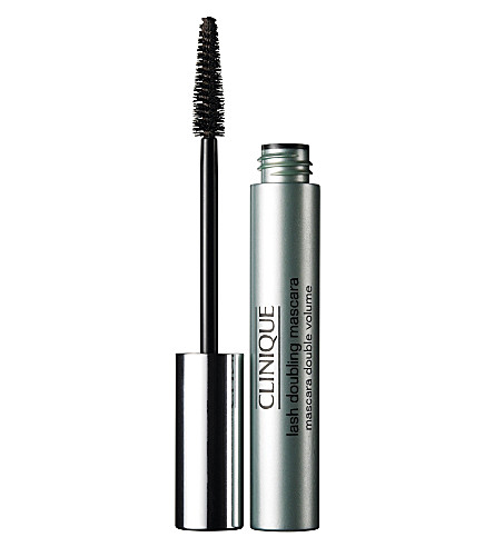 CLINIQUE Lash Doubling Mascara (Black