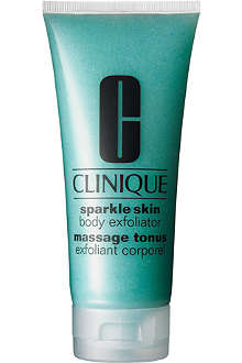 CLINIQUE Sparkle Skin body exfoliator 200ml