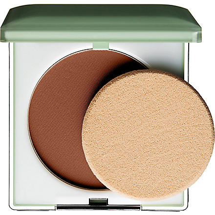 CLINIQUE Stay–Matte Sheer Pressed Powder (Sienna
