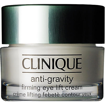 CLINIQUE Anti–Gravity firming eye lift cream 15ml