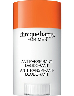CLINIQUE Happy for Men anti–perspirant deodorant stick 75g