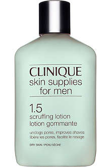CLINIQUE Scruffing Lotion 1.5 very dry to dry