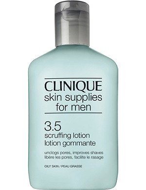 CLINIQUE Scruffing Lotion 3.5 oily skin