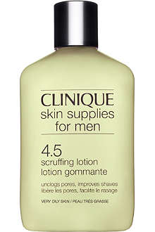 CLINIQUE Scruffing Lotion 4.5 very oily skin