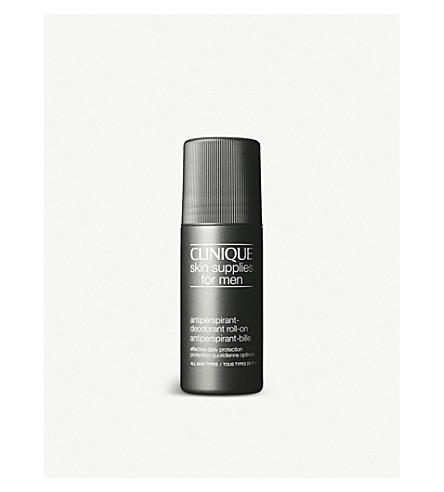 CLINIQUE Anti–Perspirant 除臭剂卷