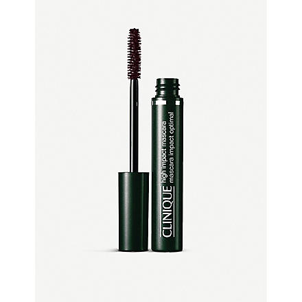 CLINIQUE High Impact Mascara (Black, brown