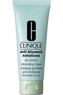CLINIQUE Anti–Blemish Oil Control Cleansing Mask