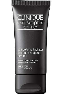CLINIQUE Age Defense Hydrator SPF 15