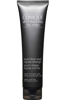 CLINIQUE Liquid Face Wash Regular Strength