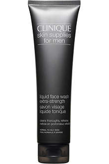 CLINIQUE Liquid Face Wash Extra Strength
