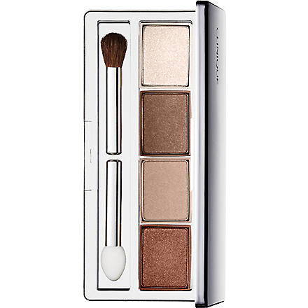 CLINIQUE Colour Surge Eyeshadow Quad (Choco-latte