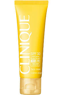 CLINIQUE Face cream SPF 30